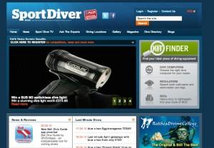 Sport Diver Uk News